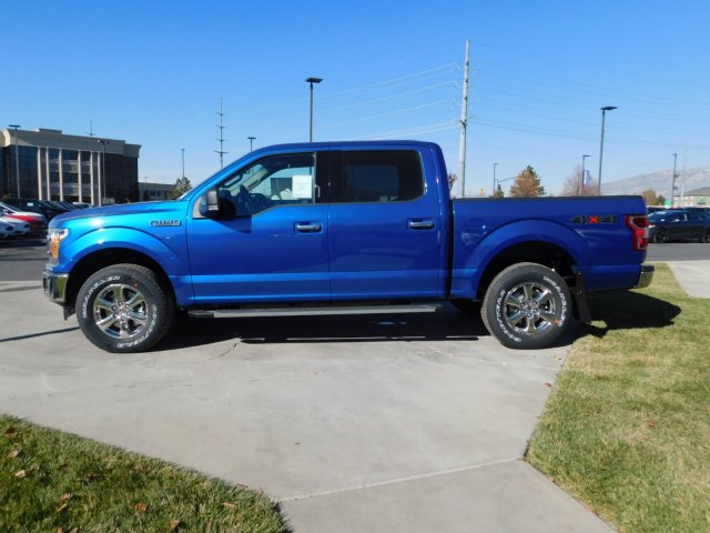 2018 F-150 SuperCrew Cab 4x4,  Pickup #1F81482 - photo 6
