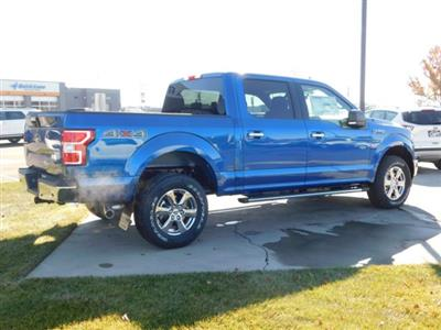 2018 F-150 SuperCrew Cab 4x4,  Pickup #1F81482 - photo 2