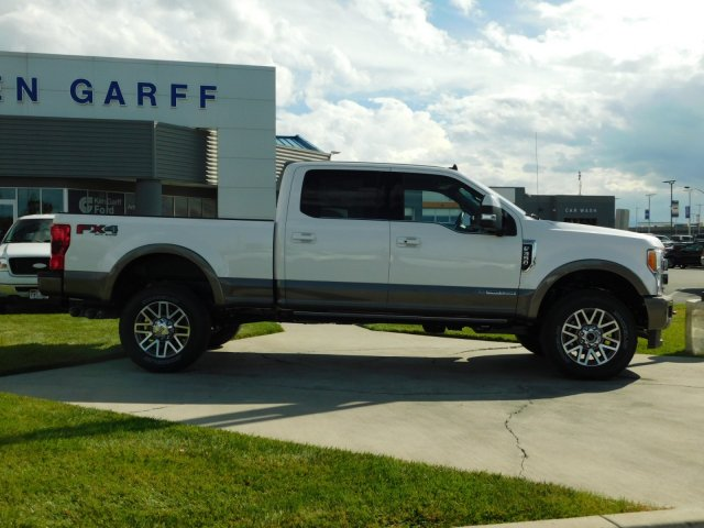 2019 F-350 Crew Cab 4x4,  Pickup #1F90125 - photo 3
