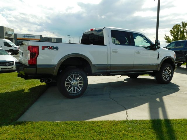 2019 F-350 Crew Cab 4x4,  Pickup #1F90125 - photo 2