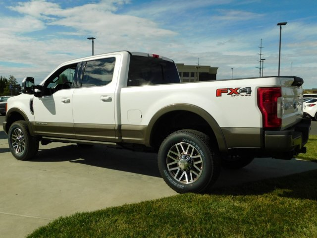 2019 F-350 Crew Cab 4x4,  Pickup #1F90125 - photo 5