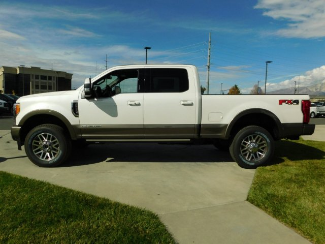 2019 F-350 Crew Cab 4x4,  Pickup #1F90125 - photo 6