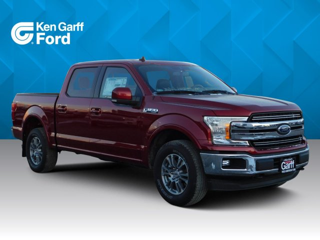 2019 F-150 SuperCrew Cab 4x4,  Pickup #1F90185 - photo 1