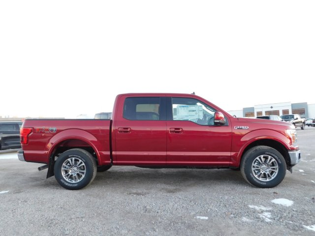 2019 F-150 SuperCrew Cab 4x4,  Pickup #1F90185 - photo 3