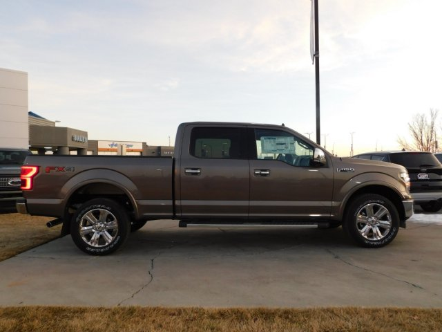 2019 F-150 SuperCrew Cab 4x4,  Pickup #1F90191 - photo 3