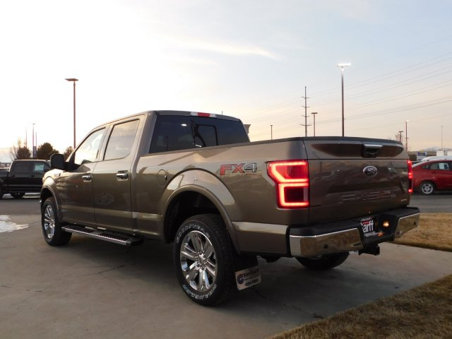 2019 F-150 SuperCrew Cab 4x4,  Pickup #1F90191 - photo 5