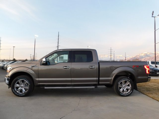 2019 F-150 SuperCrew Cab 4x4,  Pickup #1F90191 - photo 6