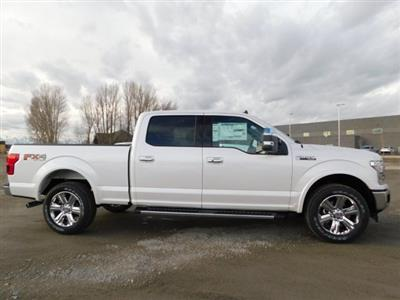 2019 F-150 SuperCrew Cab 4x4,  Pickup #1F90225 - photo 3