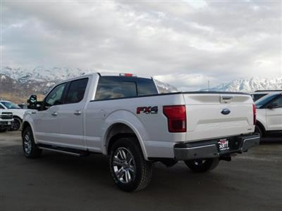 2019 F-150 SuperCrew Cab 4x4,  Pickup #1F90225 - photo 5
