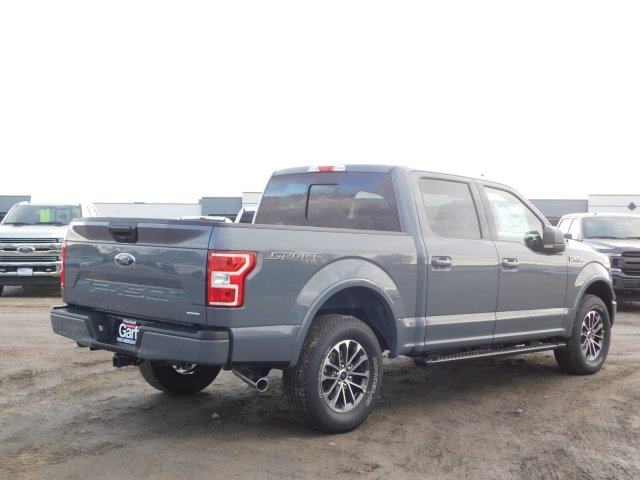 2019 F-150 SuperCrew Cab 4x4,  Pickup #1F90230 - photo 2