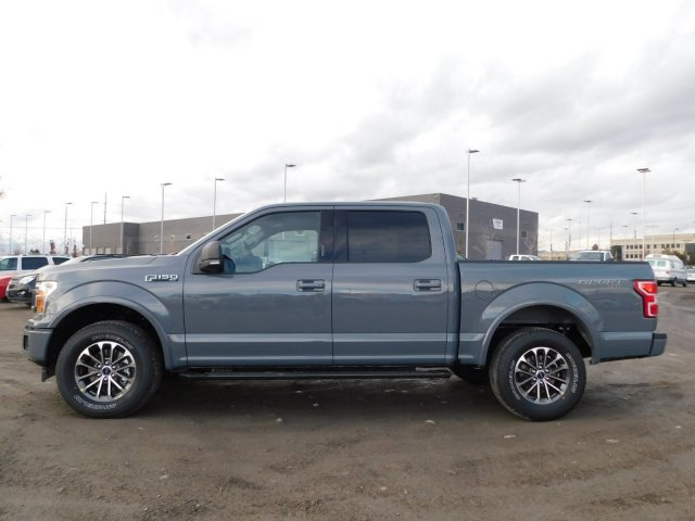 2019 F-150 SuperCrew Cab 4x4,  Pickup #1F90230 - photo 6