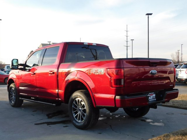 2019 F-150 SuperCrew Cab 4x4,  Pickup #1F90231 - photo 5