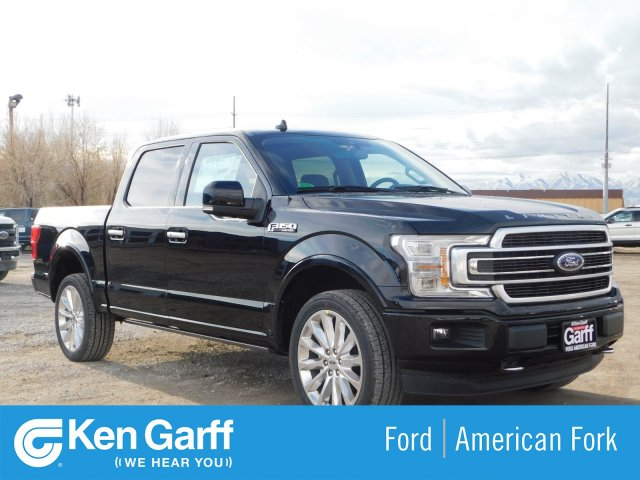2019 F-150 SuperCrew Cab 4x4,  Pickup #1F90232 - photo 1