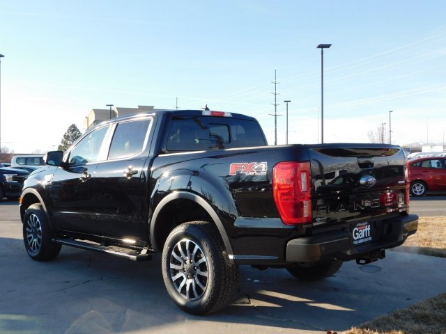 2019 Ranger SuperCrew Cab 4x4,  Pickup #1F90244 - photo 5