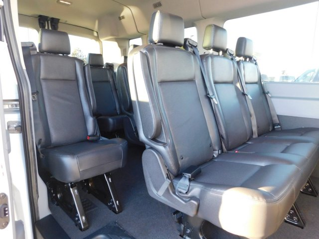 2019 Transit 350 Med Roof 4x2,  Passenger Wagon #1F90315 - photo 10