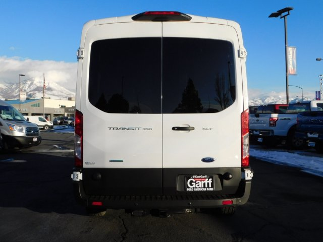 2019 Transit 350 Med Roof 4x2,  Passenger Wagon #1F90315 - photo 4