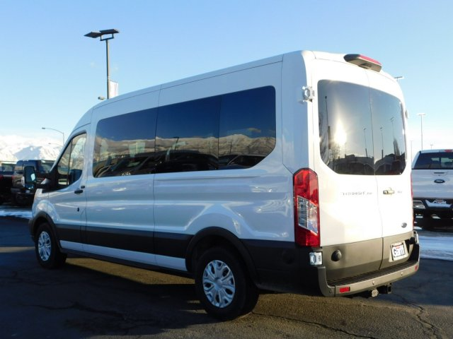 2019 Transit 350 Med Roof 4x2,  Passenger Wagon #1F90315 - photo 5