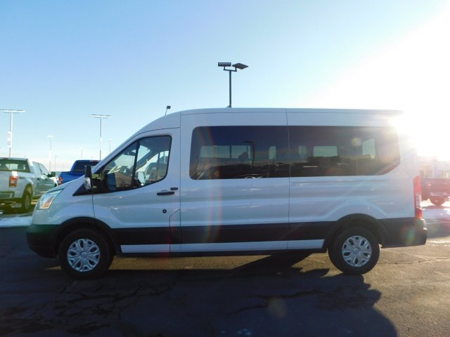 2019 Transit 350 Med Roof 4x2,  Passenger Wagon #1F90315 - photo 6