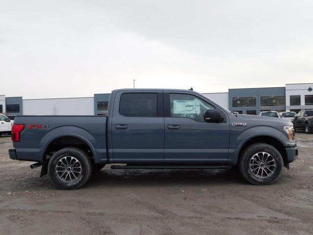 2019 F-150 SuperCrew Cab 4x4,  Pickup #1F90348 - photo 3