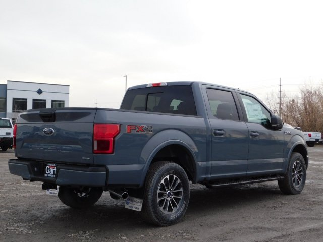 2019 F-150 SuperCrew Cab 4x4,  Pickup #1F90348 - photo 2