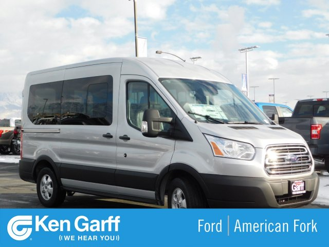2019 Transit 150 Med Roof 4x2,  Passenger Wagon #1F90373 - photo 1
