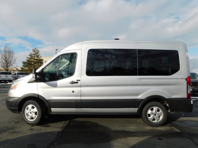 2019 Transit 150 Med Roof 4x2,  Passenger Wagon #1F90373 - photo 6