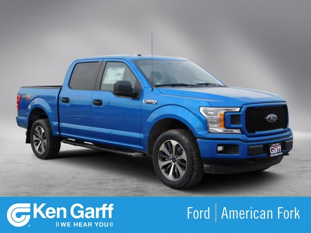 2019 F-150 SuperCrew Cab 4x4,  Pickup #1F90375 - photo 1