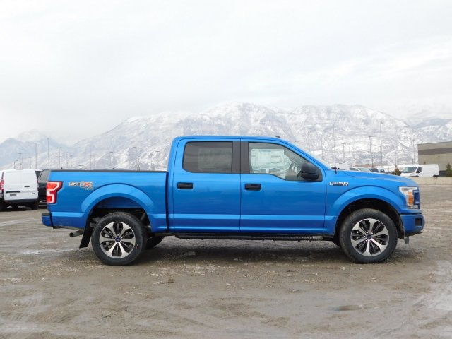 2019 F-150 SuperCrew Cab 4x4,  Pickup #1F90375 - photo 3