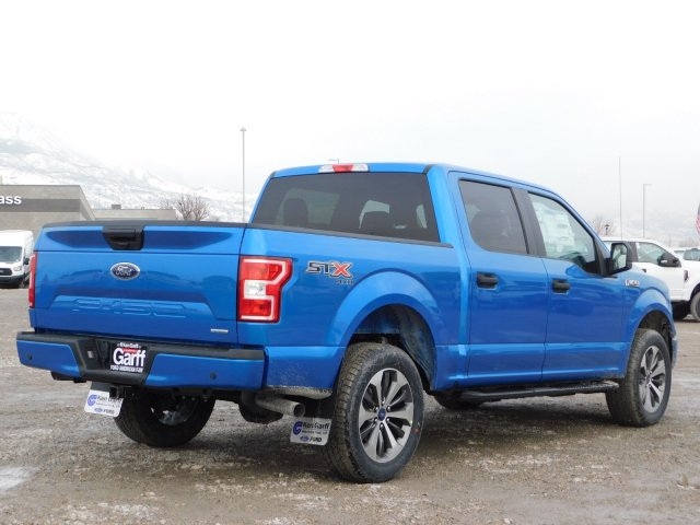 2019 F-150 SuperCrew Cab 4x4,  Pickup #1F90375 - photo 2