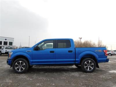 2019 F-150 SuperCrew Cab 4x4,  Pickup #1F90375 - photo 6