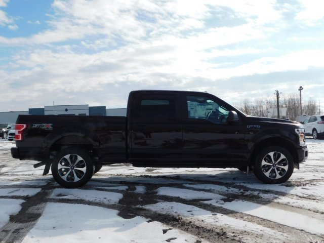 2019 F-150 SuperCrew Cab 4x4,  Pickup #1F90388 - photo 3
