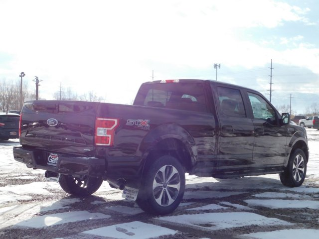 2019 F-150 SuperCrew Cab 4x4,  Pickup #1F90388 - photo 2