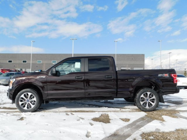 2019 F-150 SuperCrew Cab 4x4,  Pickup #1F90388 - photo 6