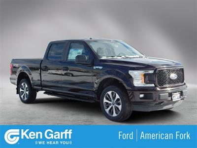 2019 F-150 SuperCrew Cab 4x4,  Pickup #1F90388 - photo 1
