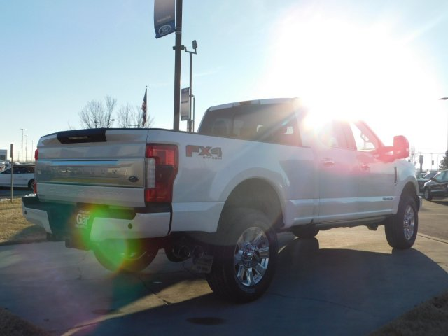 2019 F-350 Crew Cab 4x4,  Pickup #1F90400 - photo 2
