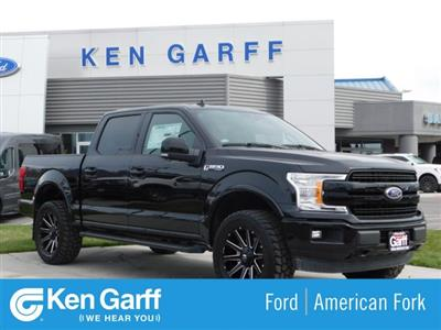 2019 F-150 SuperCrew Cab 4x4,  Pickup #1F90431 - photo 1