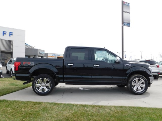 2019 F-150 SuperCrew Cab 4x4,  Pickup #1F90446 - photo 3