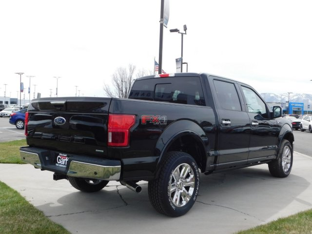 2019 F-150 SuperCrew Cab 4x4,  Pickup #1F90446 - photo 2