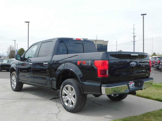 2019 F-150 SuperCrew Cab 4x4,  Pickup #1F90446 - photo 5