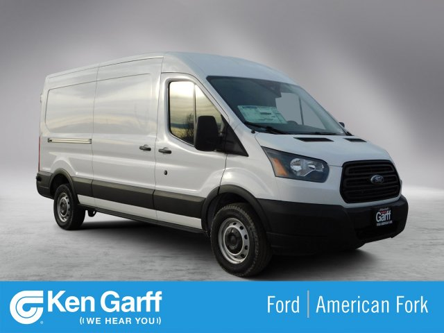 2019 Transit 250 Med Roof 4x2,  Empty Cargo Van #1F90479 - photo 1