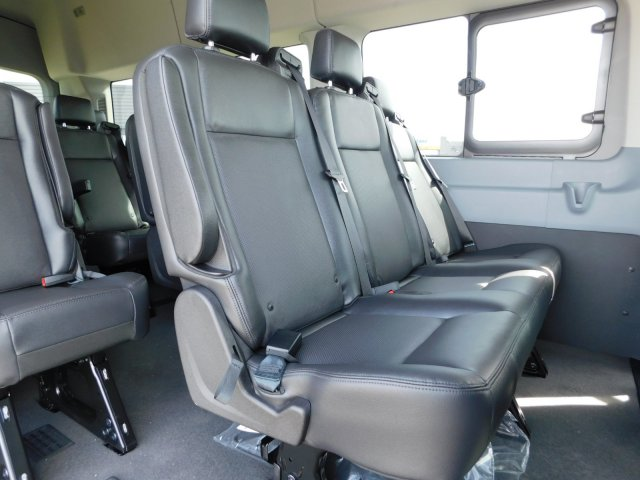 2019 Transit 350 HD High Roof DRW 4x2,  Passenger Wagon #1F90502 - photo 9