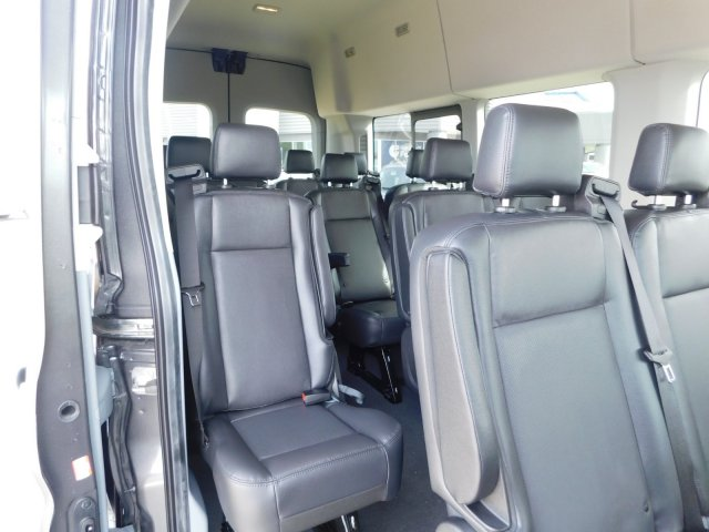 2019 Transit 350 HD High Roof DRW 4x2,  Passenger Wagon #1F90502 - photo 10