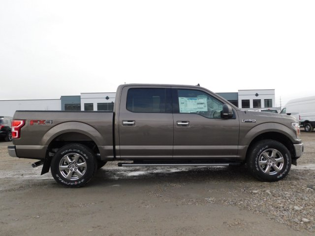 2019 F-150 SuperCrew Cab 4x4,  Pickup #1F90533 - photo 5