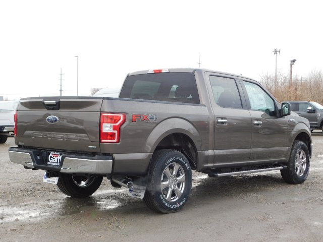 2019 F-150 SuperCrew Cab 4x4,  Pickup #1F90533 - photo 2