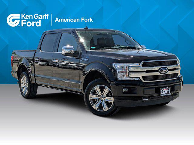 2019 F-150 SuperCrew Cab 4x4,  Pickup #1F90555 - photo 1