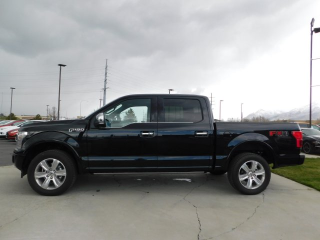 2019 F-150 SuperCrew Cab 4x4,  Pickup #1F90555 - photo 6