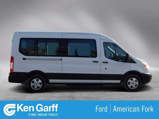 2019 Transit 350 Med Roof 4x2,  Passenger Wagon #1F90566 - photo 1