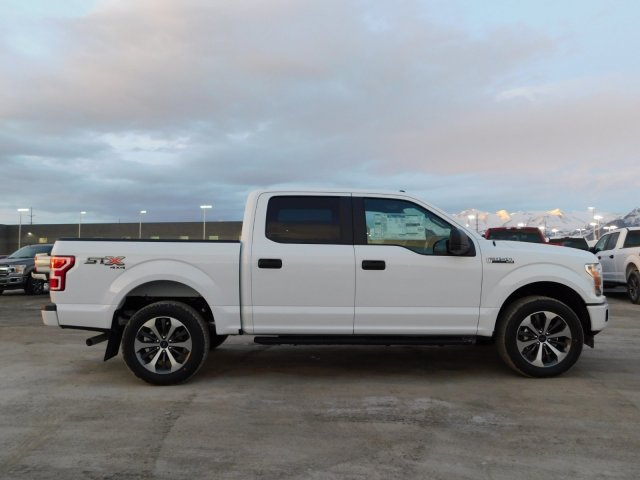 2019 F-150 SuperCrew Cab 4x4,  Pickup #1F90579 - photo 3