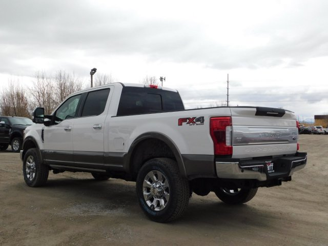 2019 F-350 Crew Cab 4x4,  Pickup #1F90591 - photo 5