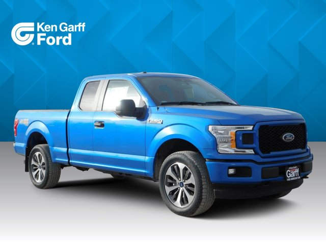 2019 F-150 Super Cab 4x4, Pickup #1F90598 - photo 1